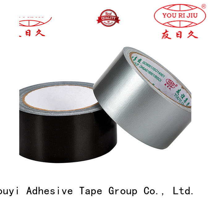 Yourijiu cloth adhesive tape directly sale for heavy-duty strapping