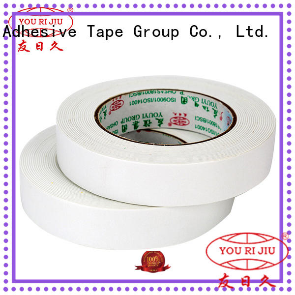 professional double side tissue tape promotion for food