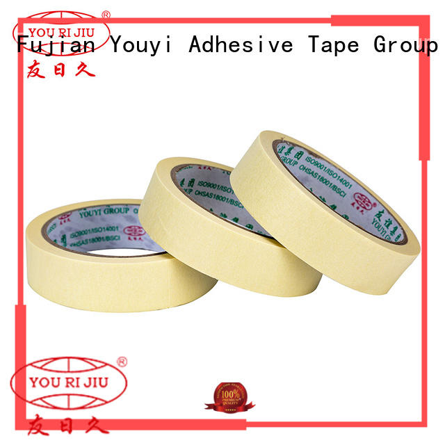 high temperature resistance best masking tape easy to use for woodwork