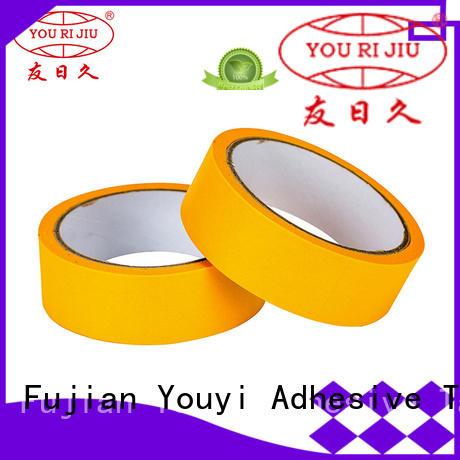 Yourijiu practical washi masking tape factory price for tape making