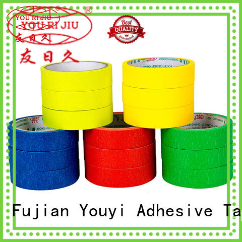 Yourijiu no residue best masking tape easy to use for woodwork