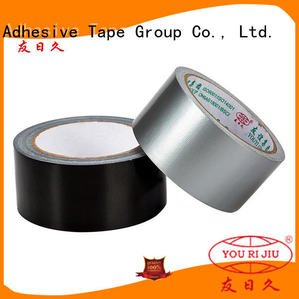 Yourijiu oil resistance cloth adhesive tape directly sale for waterproof packaging