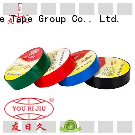 Yourijiu anti-static pvc adhesive tape wholesale for capacitors