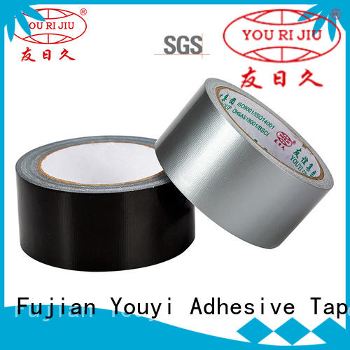 Yourijiu corrosion resistance cloth tape supplier for waterproof packaging