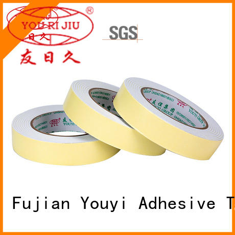 professional double sided foam tape manufacturer for office