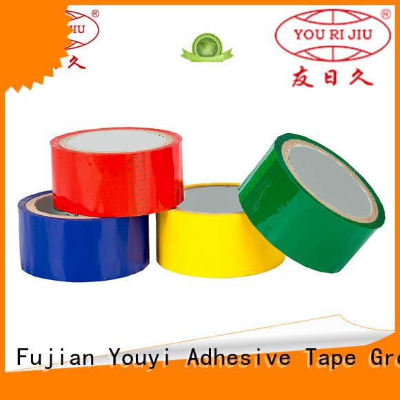 Yourijiu bopp adhesive tape anti-piercing for auto-packing machine