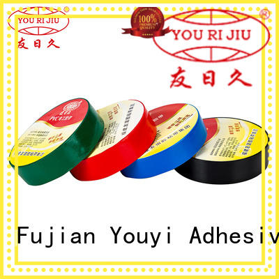 Yourijiu pvc adhesive tape supplier for transformers