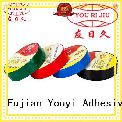 Yourijiu corrosion resistance pvc sealing tape wholesale for motors