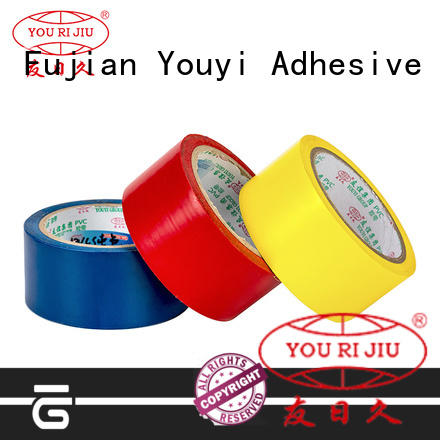Yourijiu pvc adhesive tape wholesale for voltage regulators