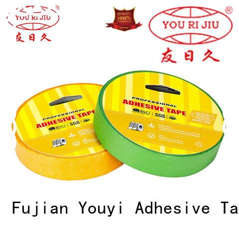Yourijiu washi masking tape manufacturer for binding
