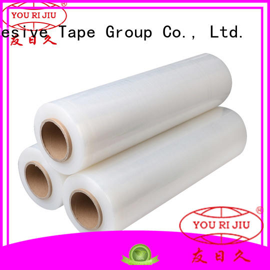 Yourijiu reasonable structure Stretch Film directly sale for hold box