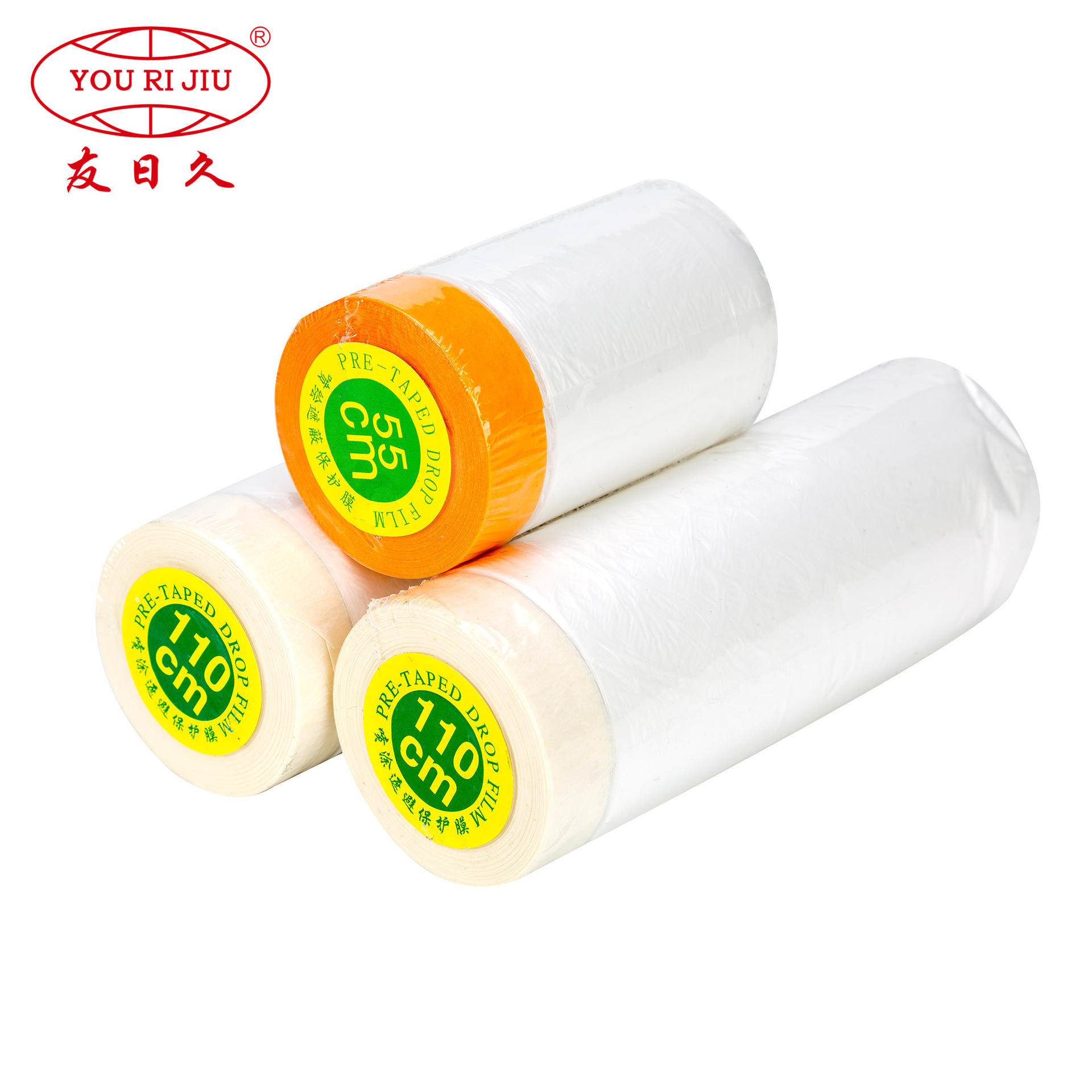 Yourijiu long lasting Masking Film Tape for painting