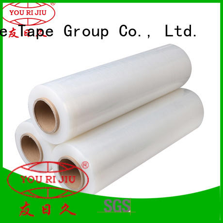 Yourijiu pallet wrap promotion for transportation