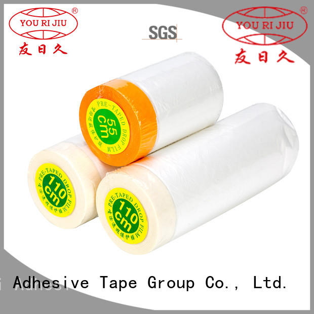 Yourijiu popular Pre-taped masking Film with good price for household