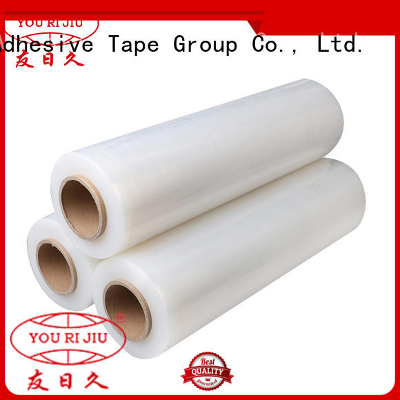 Yourijiu pallet wrap promotion for hold box