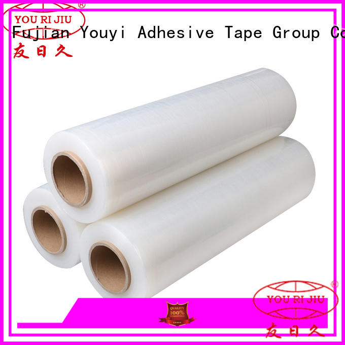 Yourijiu reasonable structure stretch wrap directly sale for transportation