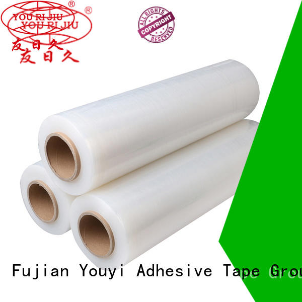 Yourijiu good quality stretch wrap supplier for hold box