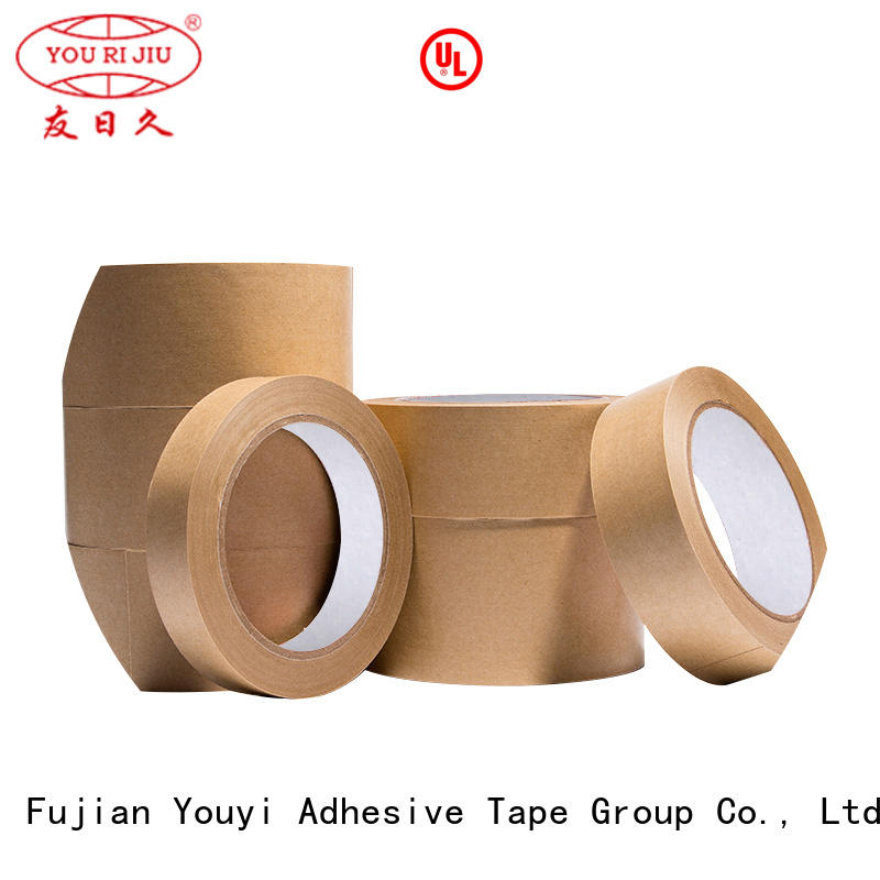 Yourijiu durable kraft paper tape at discount for decoration