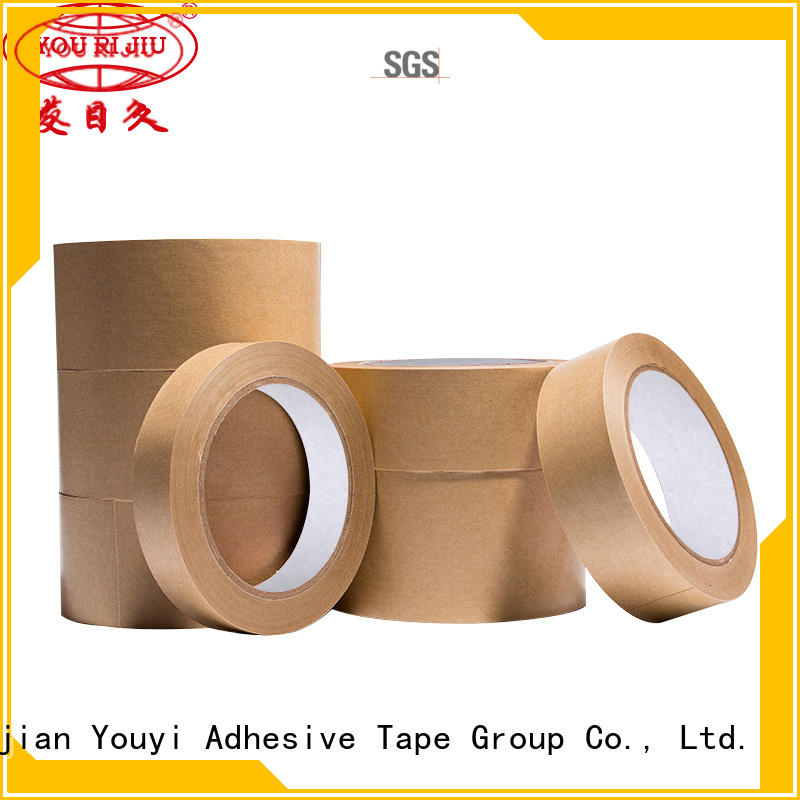 Yourijiu kraft paper tape at discount for package