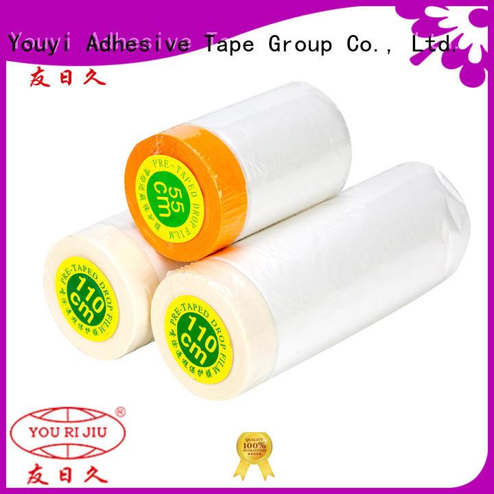 multi purpose adhesive masking film design