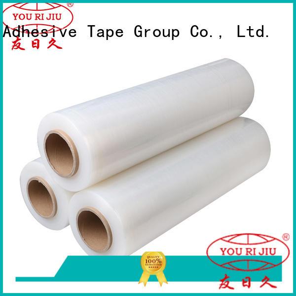 stretch film wrap directly sale for hold box Yourijiu