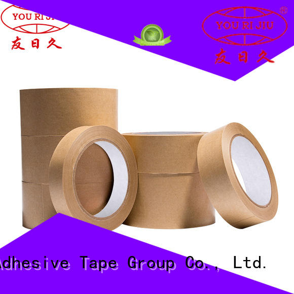 Yourijiu high quality paper craft tape on sale for food package