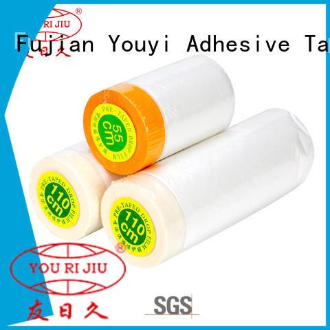 Yourijiu adhesive masking film design for household