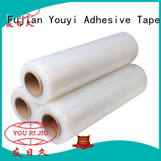 Yourijiu excellent performance stretch film wrap supplier for transportation