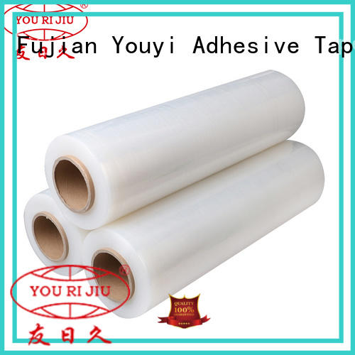 Yourijiu stretch film wrap supplier for hold box