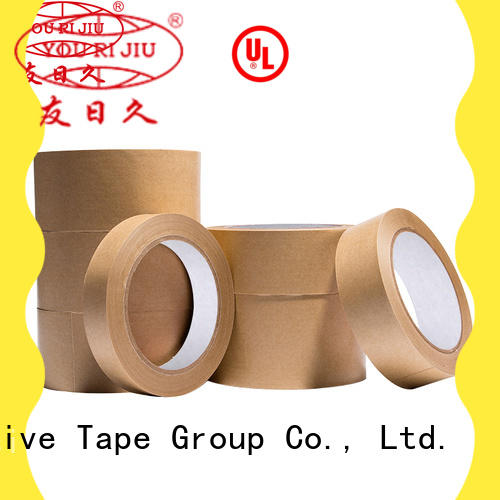 Yourijiu kraft paper tape factory price for decoration