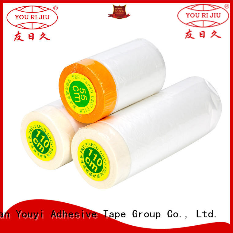 Yourijiu Pre-taped masking Film with good price for household