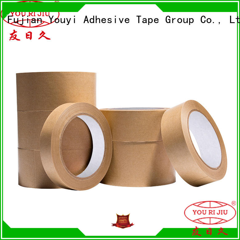 multi function kraft paper tape on sale for decoration
