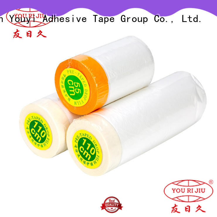 Yourijiu long lasting adhesive masking film with good price for office