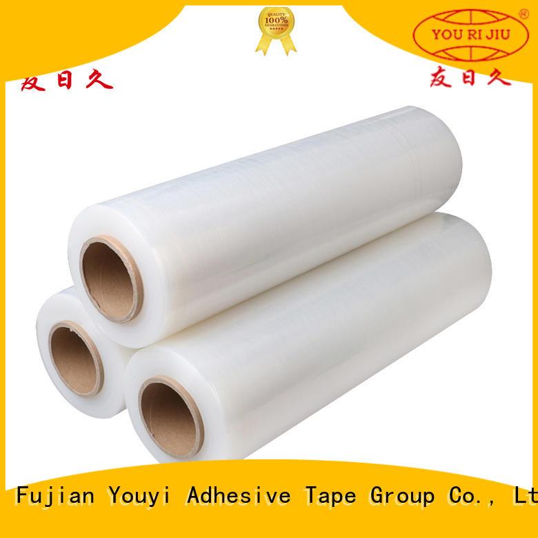 customized stretch film wrap promotion for transportation