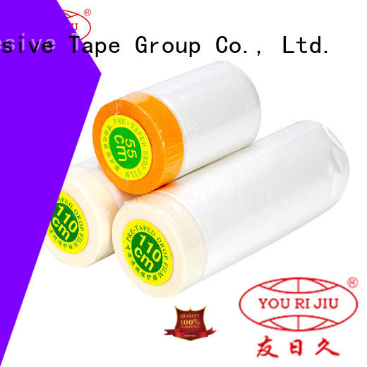 Yourijiu Pre-taped masking Film for household