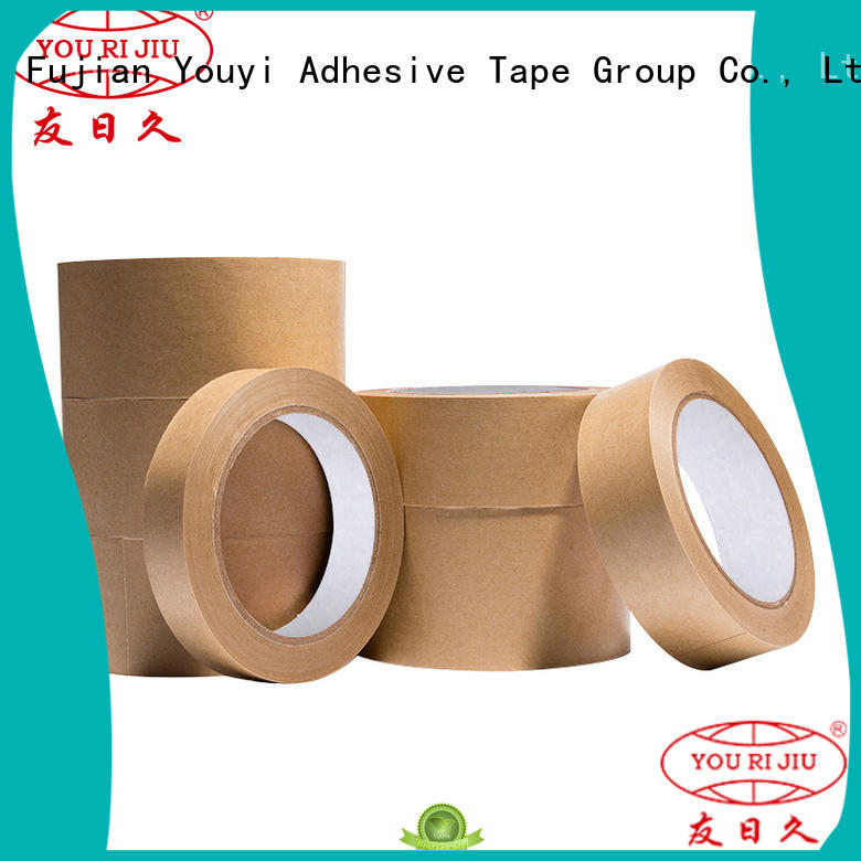 high quality kraft paper tape directly sale for package