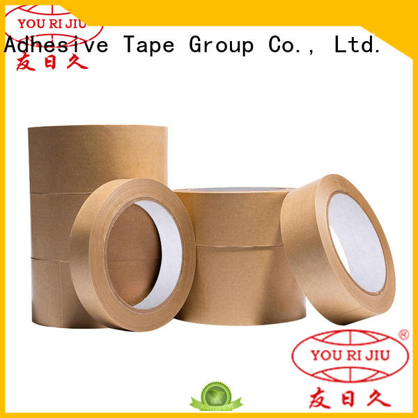 Yourijiu high quality paper craft tape on sale for package