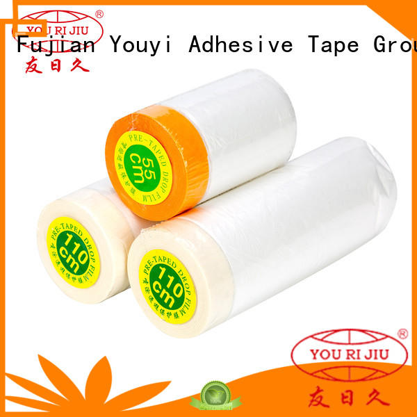 Yourijiu long lasting adhesive masking film inquire now for painting