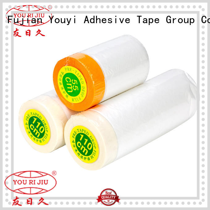 Yourijiu multi purpose adhesive masking film for painting