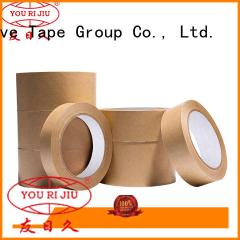 high quality kraft paper tape directly sale for stationary