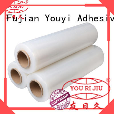 Yourijiu reasonable structure Stretch Film supplier for transportation