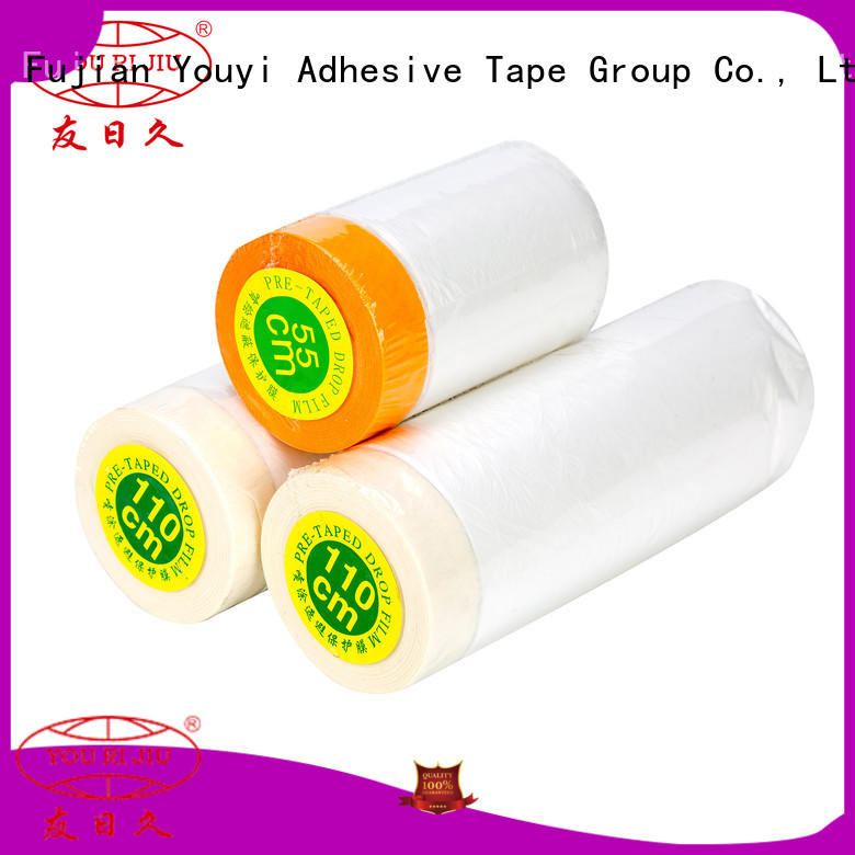 Yourijiu popular Pre-taped masking Film factory