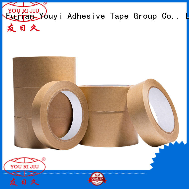 Yourijiu kraft paper tape directly sale for stationary