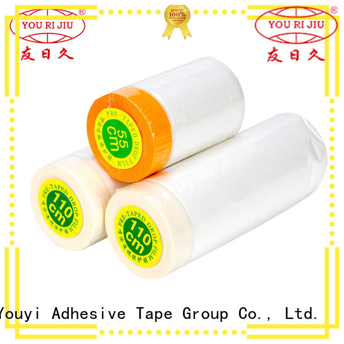 Yourijiu customized Masking Film Tape factory for household