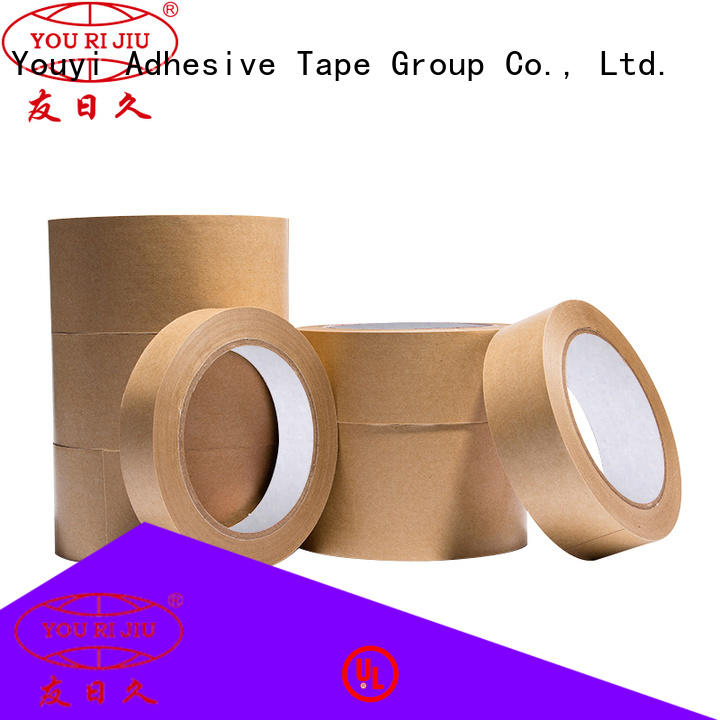 Yourijiu paper craft tape directly sale for package