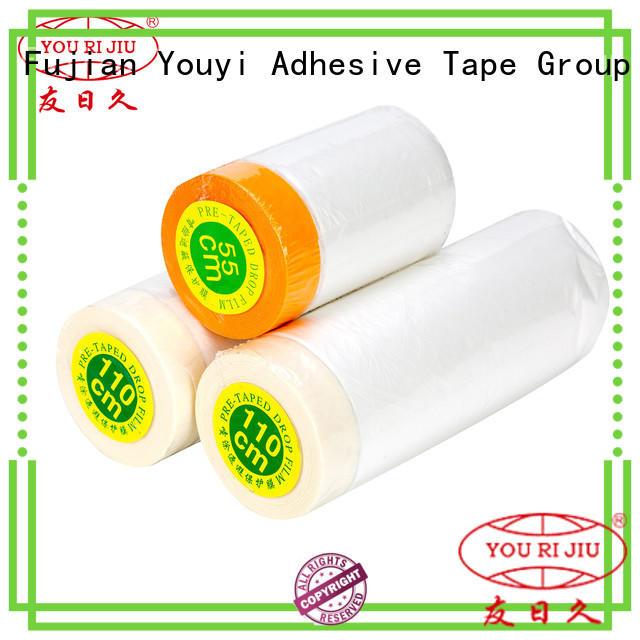 Yourijiu Pre-taped masking Film factory