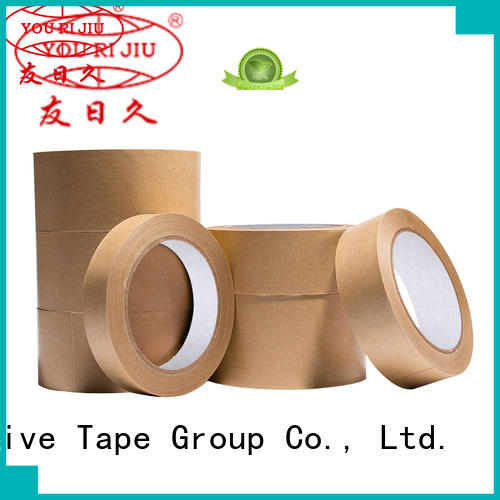 Yourijiu multi function kraft paper tape on sale for package