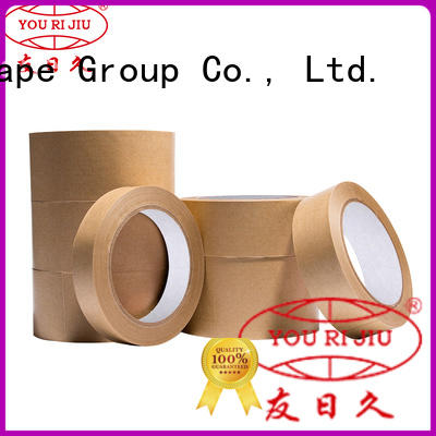 Yourijiu kraft tape directly sale for decoration