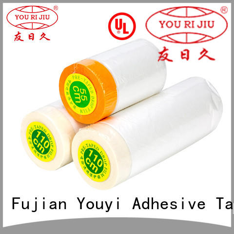 Pre-taped masking Film factory Yourijiu