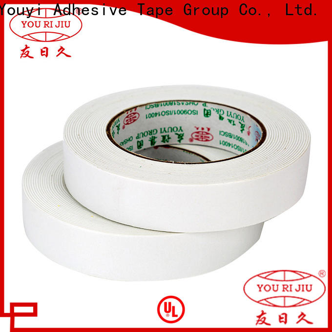 Yourijiu double sided eva foam tape manufacturer for office